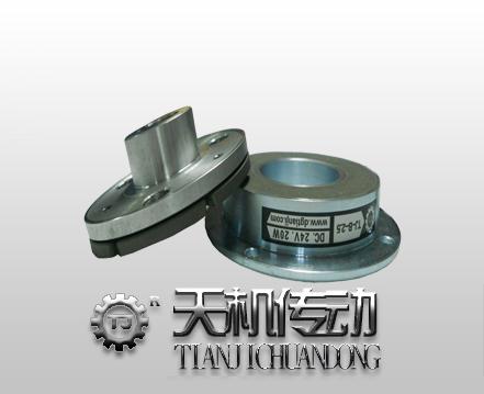 干式單片電磁制(zhi)動器標(biao)準TJ-B2型