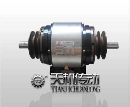 雙電磁離(li)合器組合正反(fan)轉專(zhuan)用TJ-POF1型