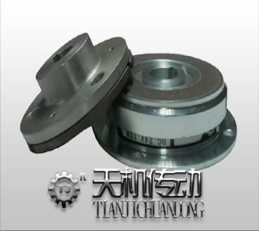 工業單片電磁離(li)合器TJ-A1型號(hao)